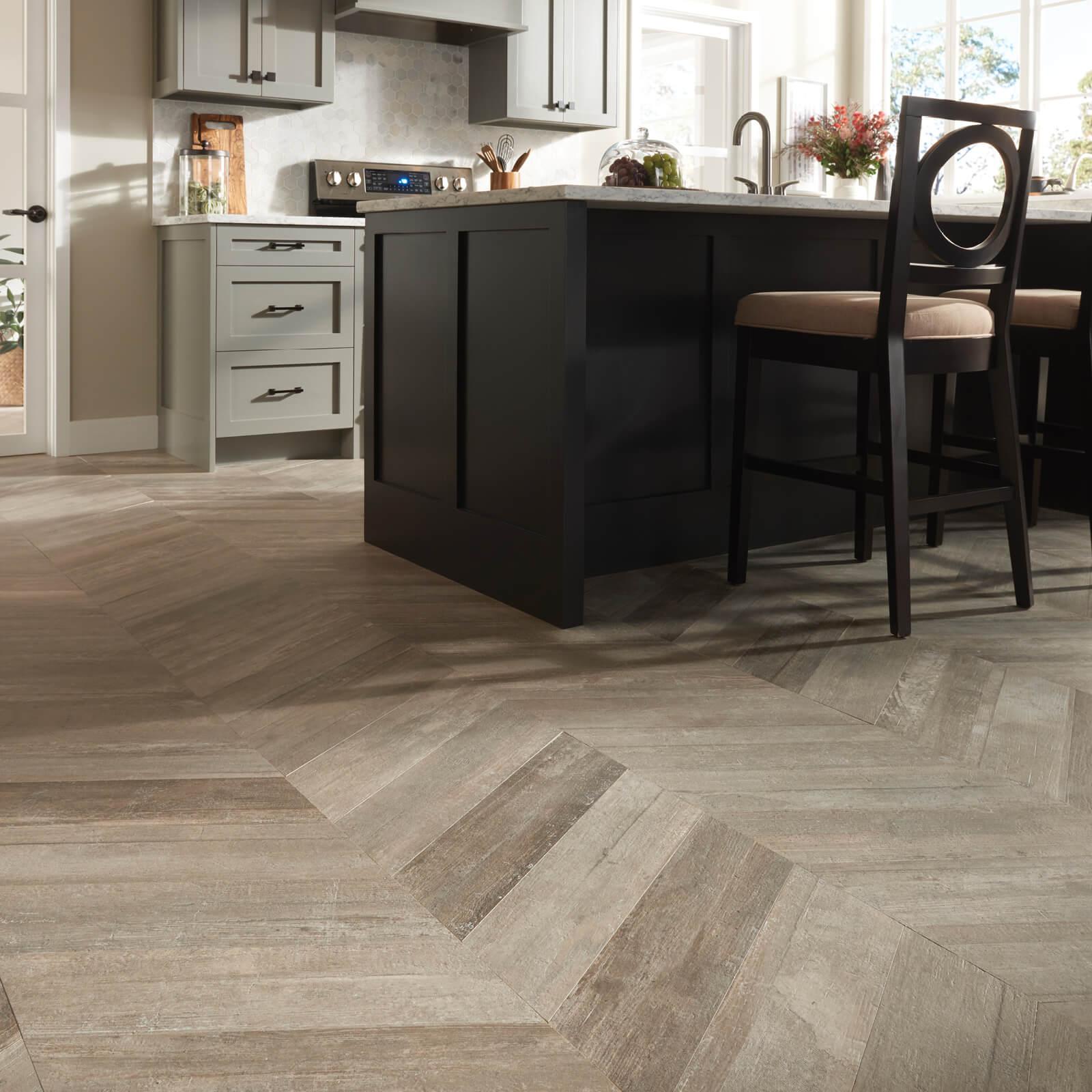 Glee chevron tile flooring | BFC Flooring Design Centre