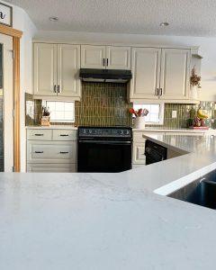 Kitchen interior design | BFC Flooring Design Centre