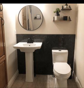 Mirror interior | BFC Flooring Design Centre