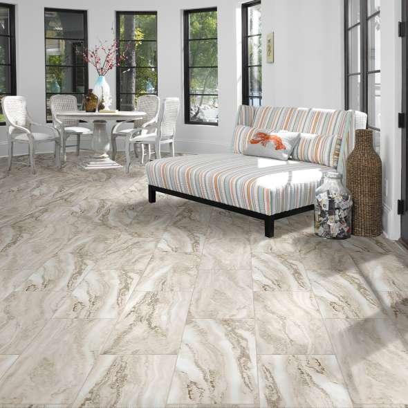 The Benefits of Stone Look Vinyl Flooring