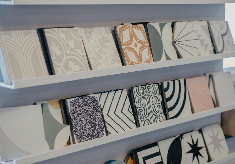 Tile samples | BFC Flooring Design Centre