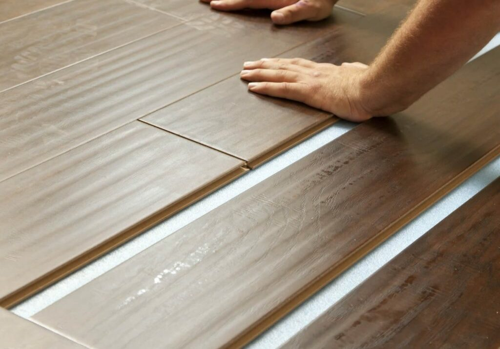 Hardwood installation   BFC Flooring Design Centre